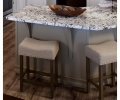 ShowplaceEVO-countertop support-colonial base molding-kitchen-island