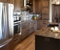 ShowplaceEVO-lancaster 275 Sp-rustic alder driftwood-kitchen