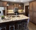 ShowplaceEVO-pierce Sp-rustic alder-stain-kitchen-granite-vienna-cherry SG -island