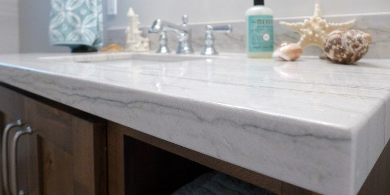 How to Choose Bathroom Color Schemes - Accent Countertops