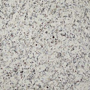ashen white granite