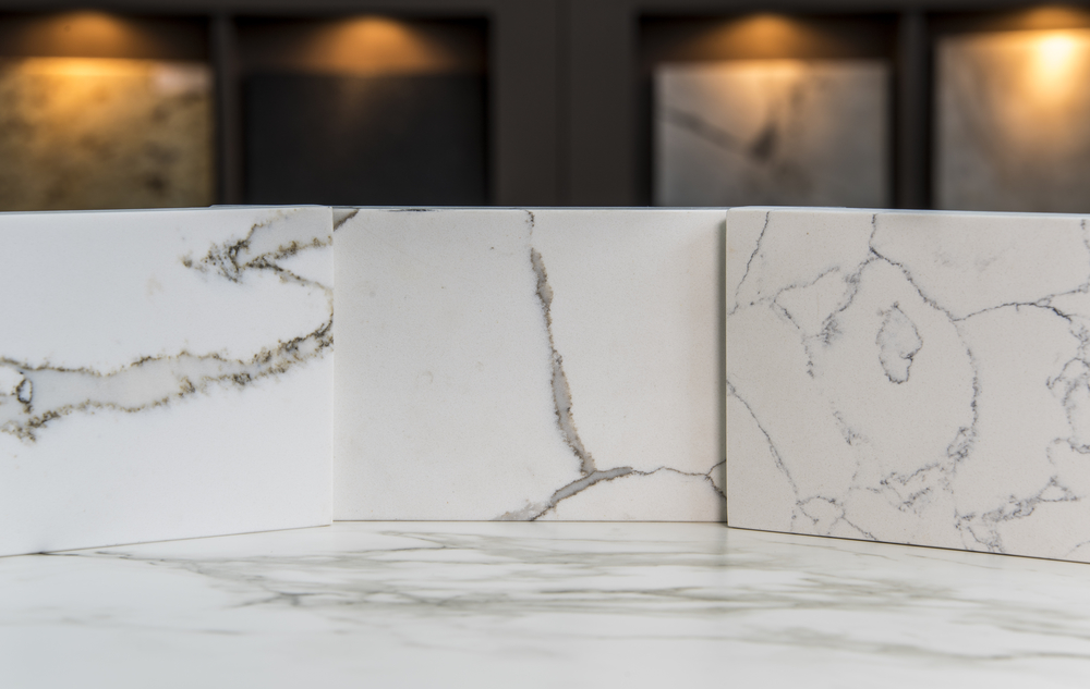 general qualities quartz countertops