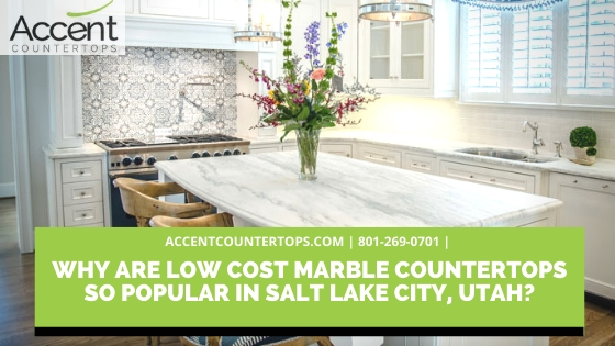 Why Are Low Cost Marble Countertops So