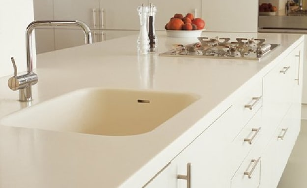 Solid Surface Countertops In Reno