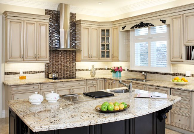 Salt Lake City Granite Countertops for Kitchen & Bathroom