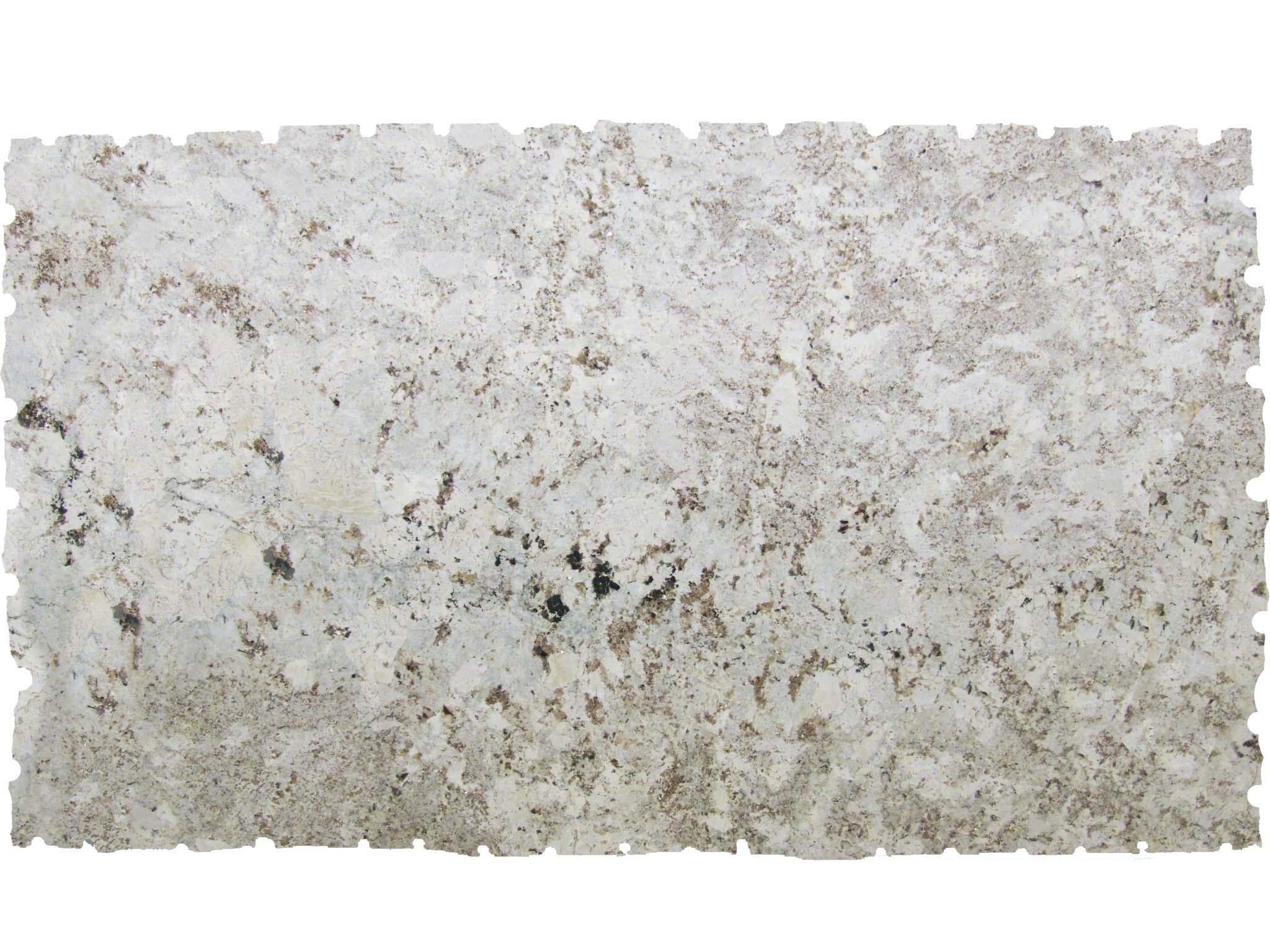 Alaska White Granite Accent Countertops