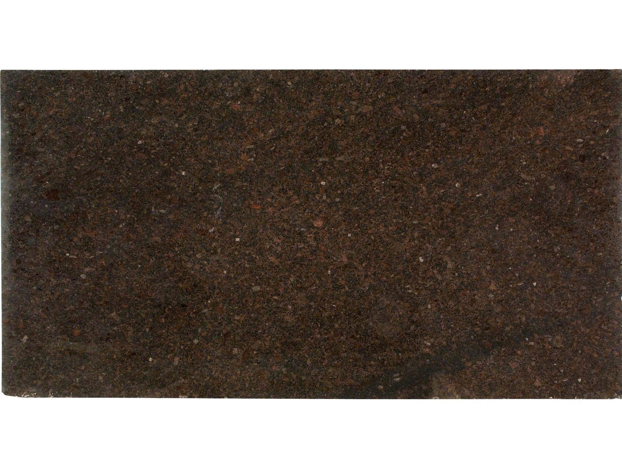 Coffee Brown Granite Accent Countertops