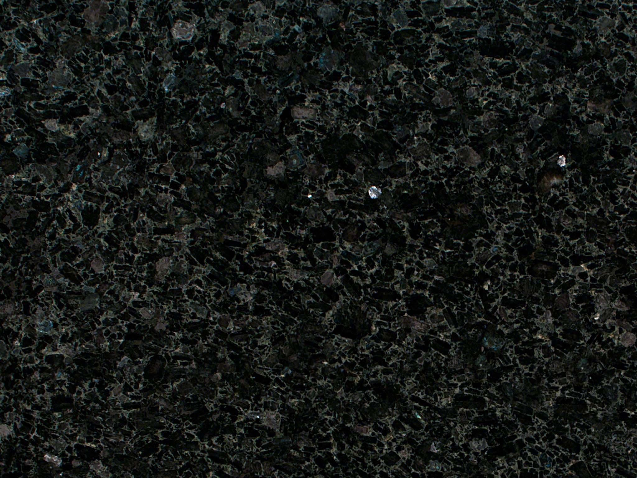 Volga Blue Granite Accent Countertops