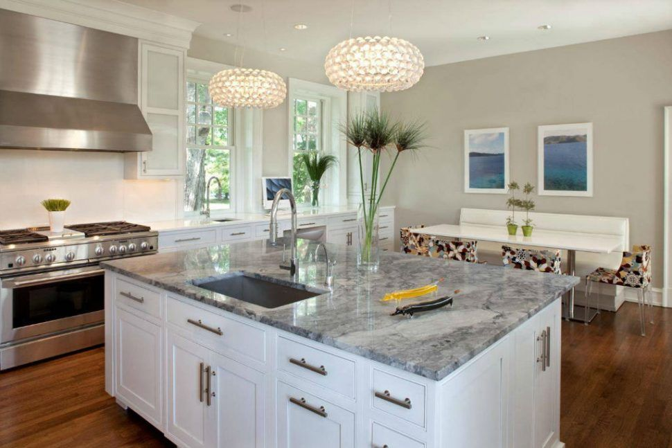 easiest countertops to clean