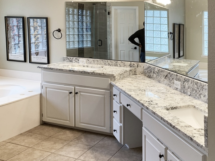 Granite Bathroom Vanity Tops Make The Perfect Bathroom Countertop