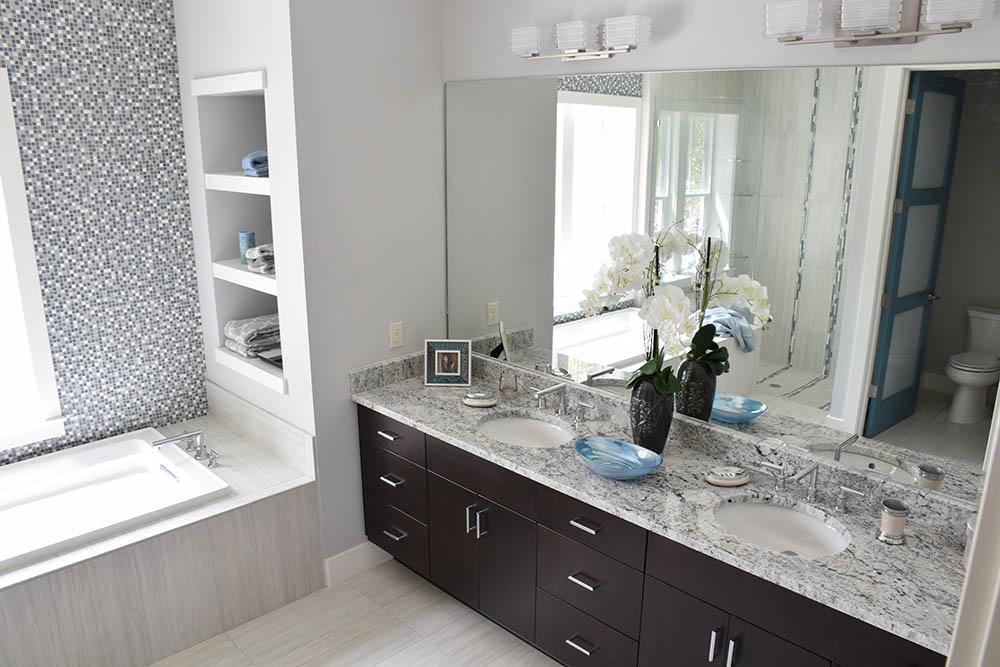 Granite Vanity Countertops In Salt Lake, Bathroom Granite Vanity Tops
